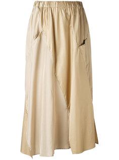 юбка со складками Julien David
