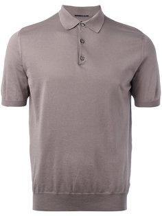 классическая рубашка-поло Lardini