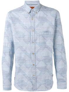 рубашка лоскутного кроя Missoni