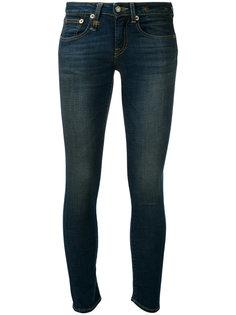 классические джинсы скинни R13