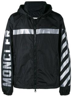 куртка с капюшоном Moncler X Off-White
