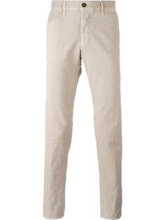 облегающие эластичные джинсы Incotex