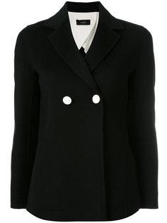 пиджак с контрастными пуговицами Joseph