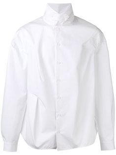 рубашка с приспущенными плечами JW Anderson