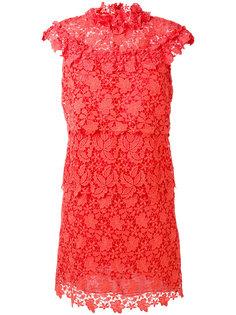 многослойное кружевное платье Giamba