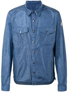 куртка с джинсовым эффектом Moncler