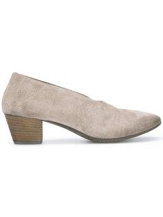 туфли с миндалевидным носком Marsèll