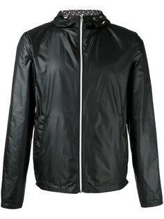 двухсторонняя куртка с принтом Fefè