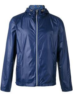 двухсторонняя куртка с капюшоном Fefè