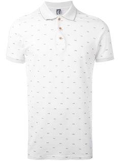 рубашка-поло с принтом Fefè