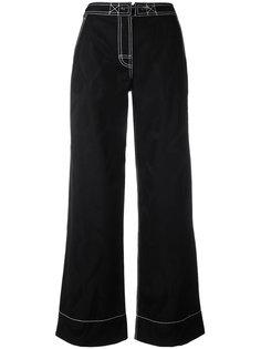 брюки палаццо Alexander Wang
