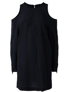 платье с вырезными деталями на плечах Lost & Found Ria Dunn