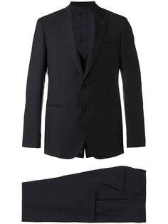 классический костюм-тройка Lardini