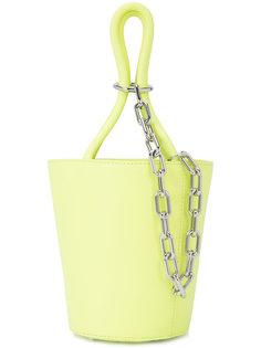сумка в форме бочонка с цепочкой Alexander Wang