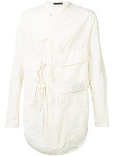 "рубашка ""карго"" с накладными карманами Ziggy Chen"