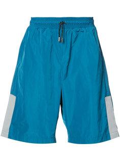 спортивные шорты с поясом на шнурке Christopher Raeburn
