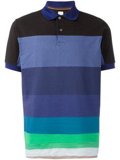 рубашка-поло в полоску Paul Smith