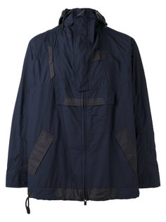 куртка с панельным дизайном Sacai
