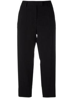 укороченные брюки с карманами Alberto Biani