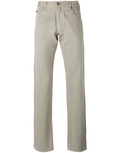 джинсы средней посадки Armani Collezioni