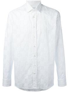 рубашка в клетку Etro