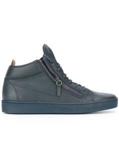 кроссовки Keith Giuseppe Zanotti Design