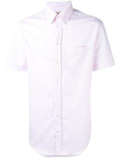 классическая рубашка с короткими рукавами Armani Collezioni