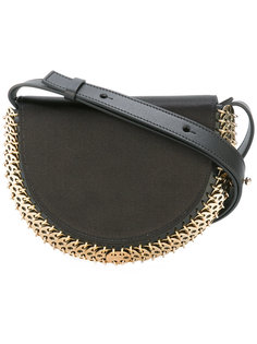 сумка через плечо с цепочной лямкой Paco Rabanne