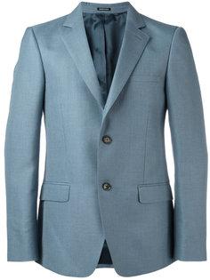 пиджак на двух пуговицах Alexander McQueen