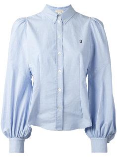 рубашка с вышивкой Marc Jacobs