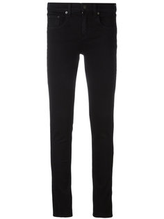 классические джинсы скинни Rag & Bone /Jean