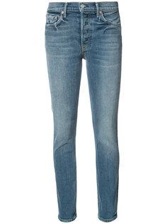 брюки с завышенной талией Karolina Grlfrnd