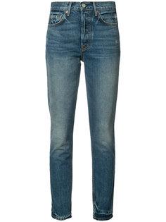 укороченные джинсы Karolina  Grlfrnd