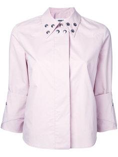 рубашка с заклепками Mm6 Maison Margiela