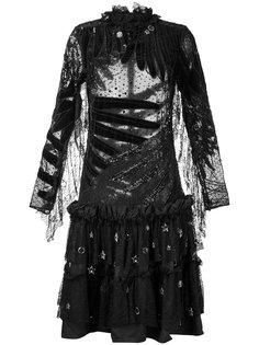 платье Dark Moon Crystal  Romance Was Born