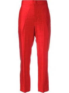 брюки со складками Isabel Marant