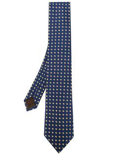 галстук с геометрическим принтом Churchs