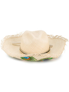 шляпа Caribbean Heaven Ibo Maraca