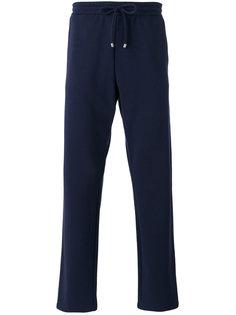спортивные брюки с поясом Giorgio Armani