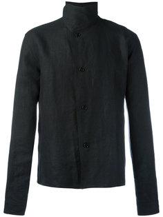 рубашка со смещенной застежкой JW Anderson