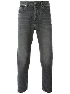 джинсы с потертостями Golden Goose Deluxe Brand