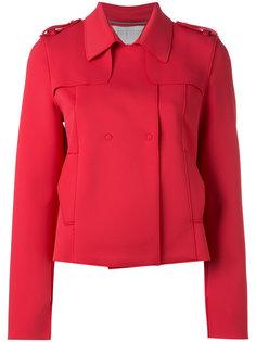 куртка с потайной застежкой Harris Wharf London