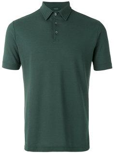 классическая рубашка-поло Zanone