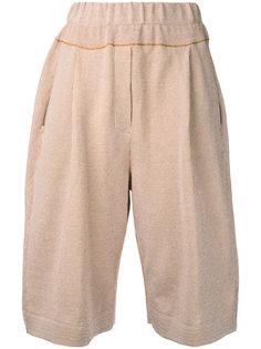 шорты с завышенной талией  Boboutic