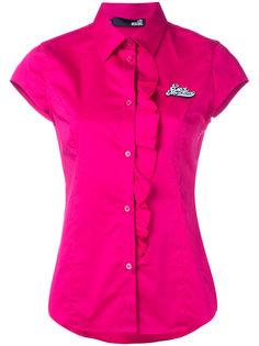 блузка с оборками Love Moschino