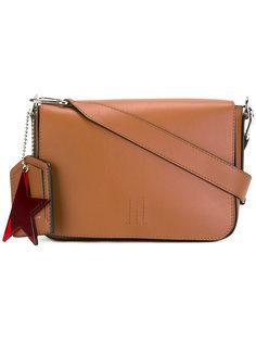 сумка-сэтчел в стиле минимализм Golden Goose Deluxe Brand