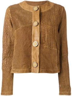 куртка с перфорацией Drome