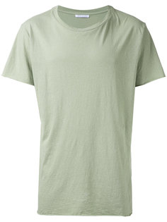 футболка с короткими рукавами  John Elliott