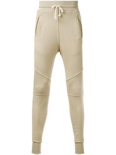 спортивные брюки со вставкой  John Elliott