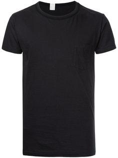 однотонная футболка N. Hoolywood